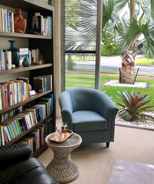 Counselling room in Peregian Springs