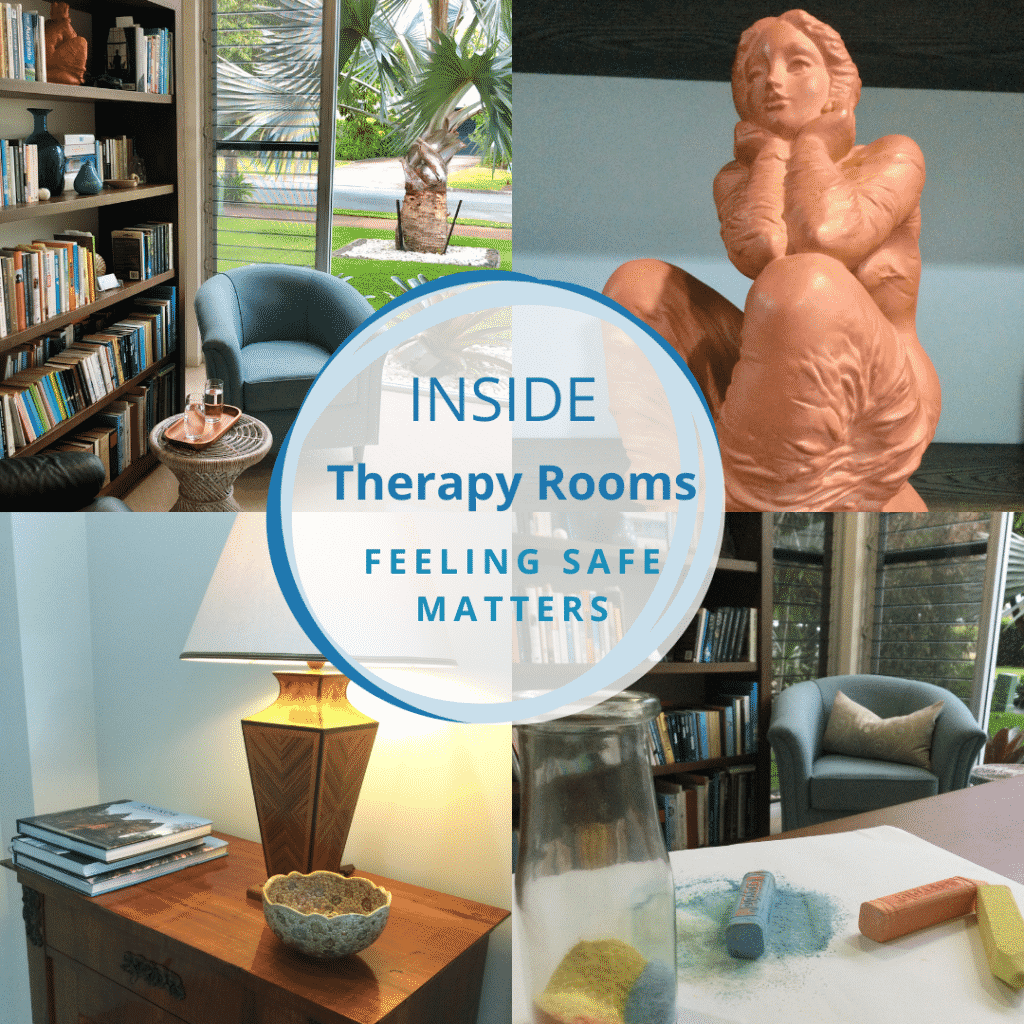 Inside therapy rooms